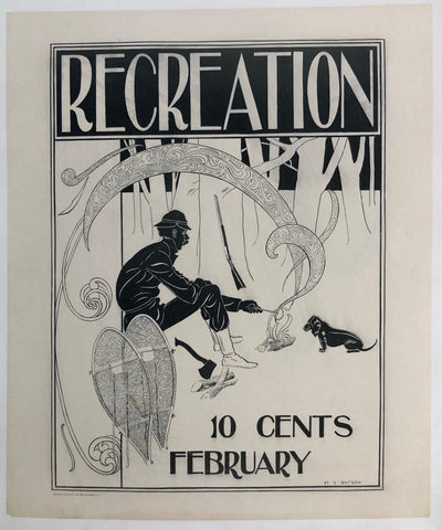 Recreation Print