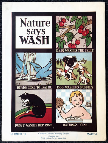 Nature Says Wash