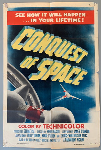 See How it Will Happen... In Your Lifetime: Conquest of Space
