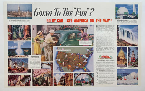 "Going to the ""Fair""? - Poster Museum"