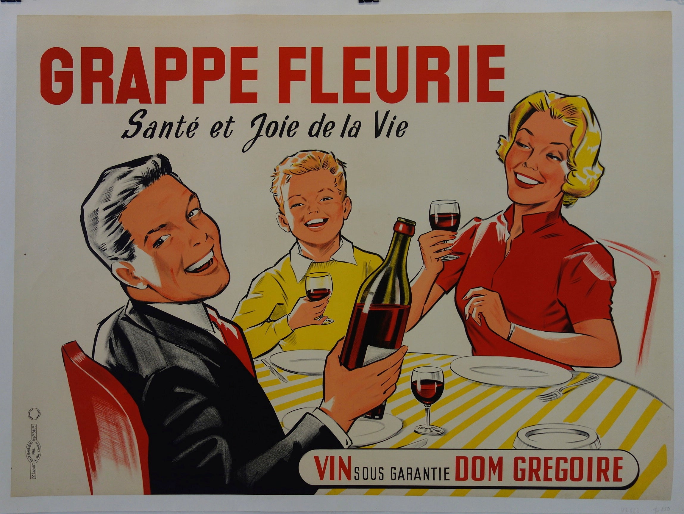 Grappe Fleurie