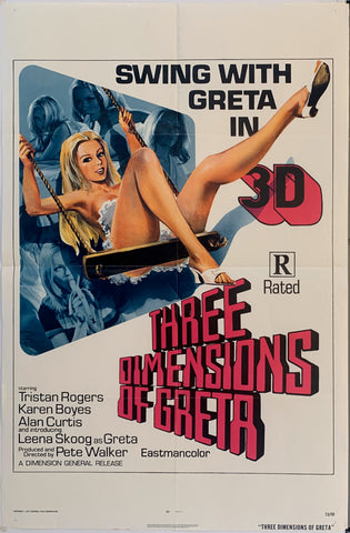Three Dimensions of Greta