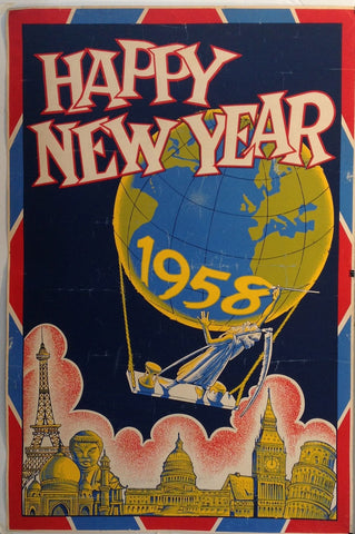 Happy New Year 1958