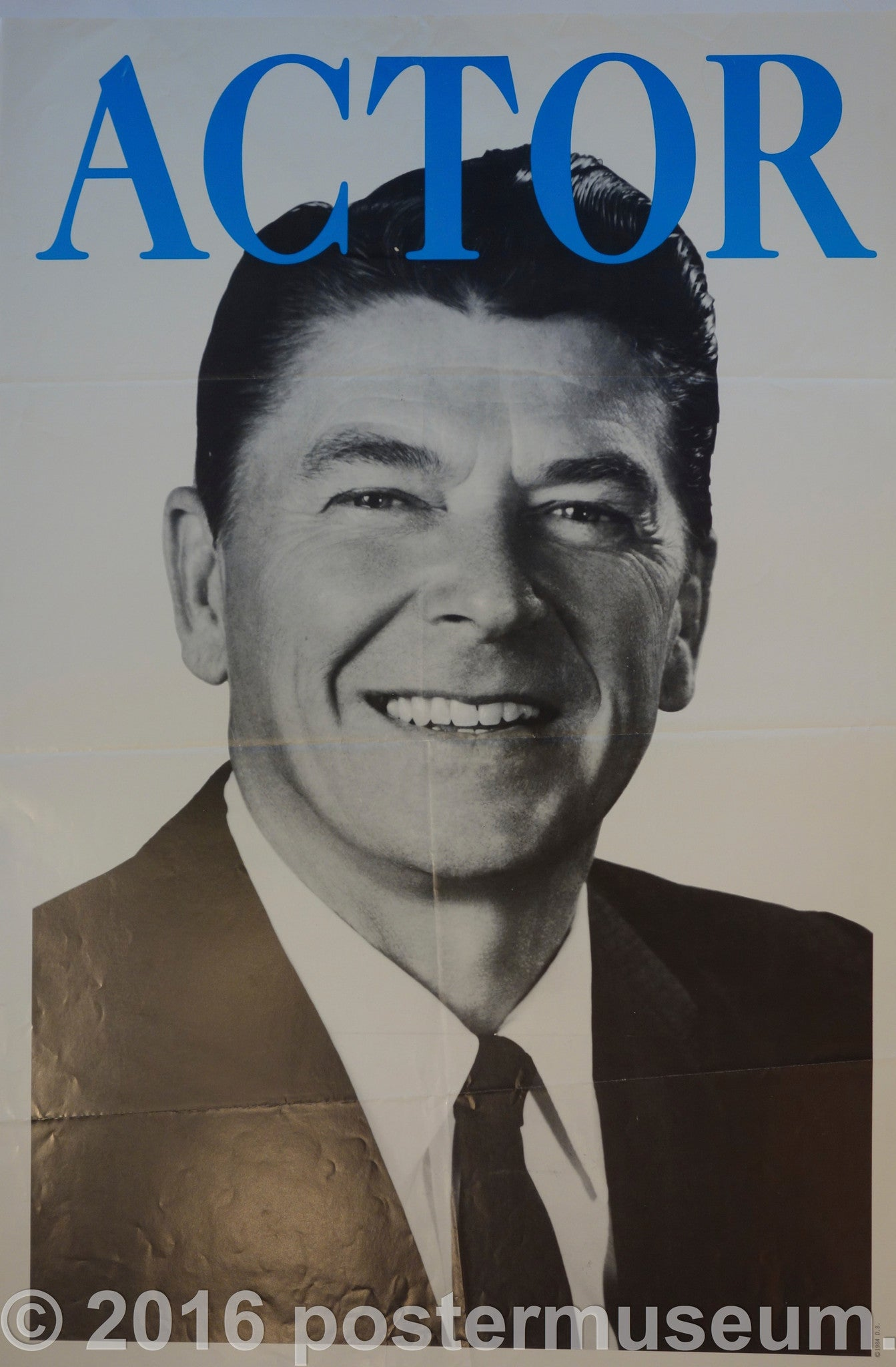 Actor President Ronald Reagan