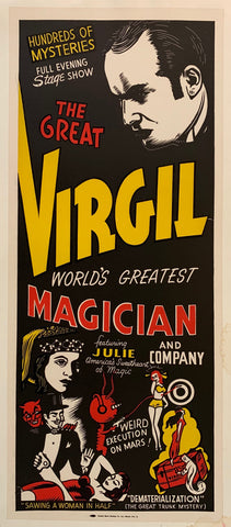 The Great Virgil World's Greatest Magician