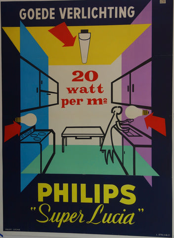 "Philips "" Super Lucia """
