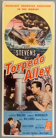 Torpedo Alley Poster