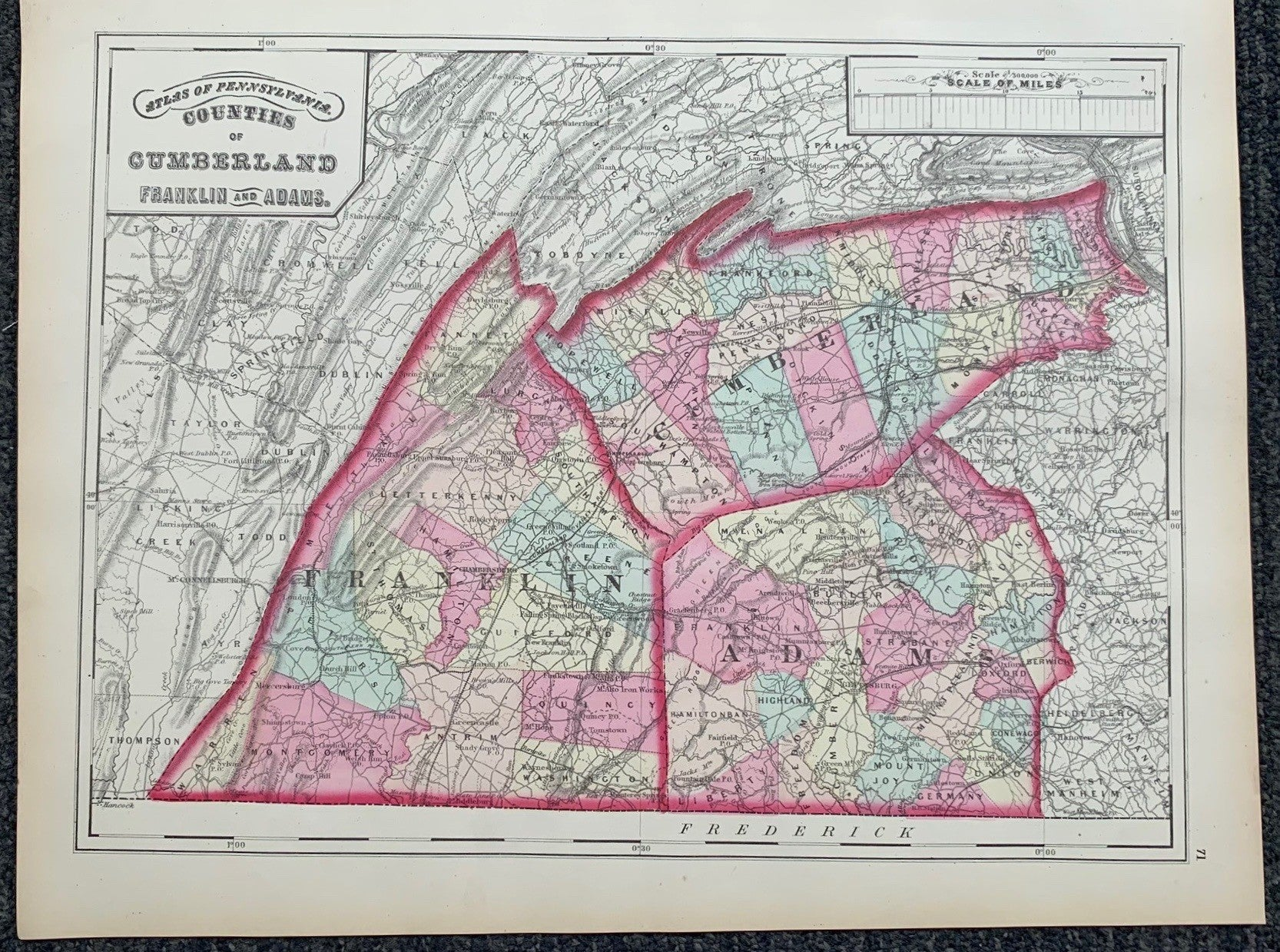Atlas of Pennsylvania 11