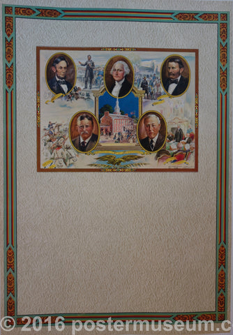 Portrait of Five Presidents