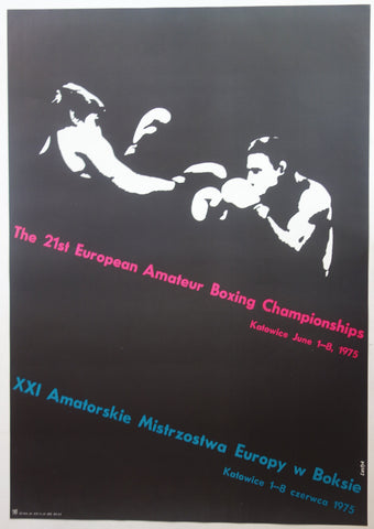 Sold The 21st European Amateur Boxing Championships