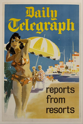 Daily Telegraph Reports From Resorts