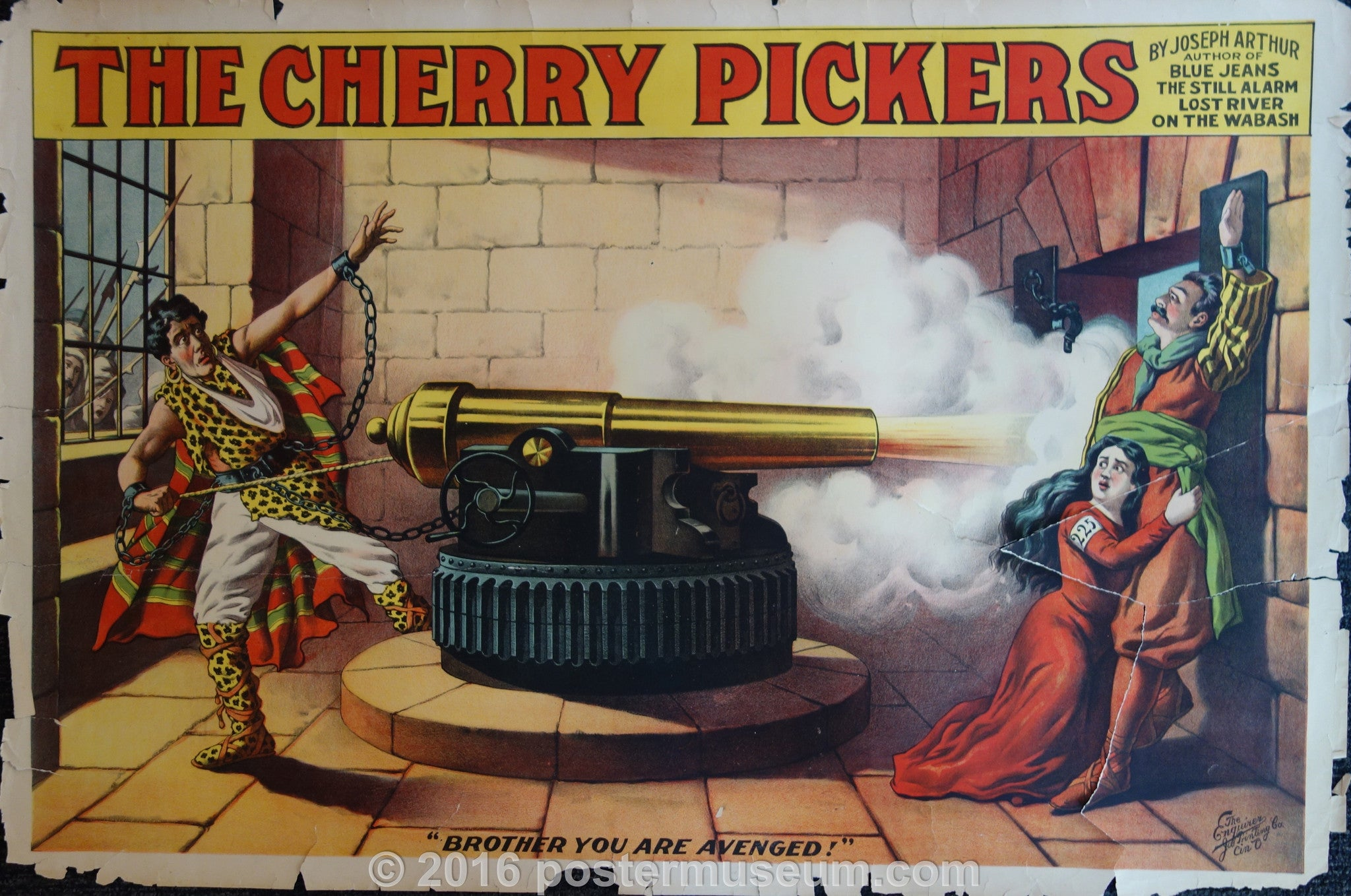The Cherry Pickers