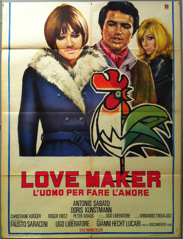 Love Maker L'uomo Per Fare L'amore