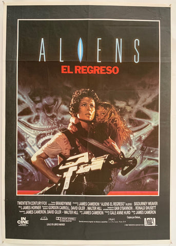 Aliens: El Regreso (The Return)