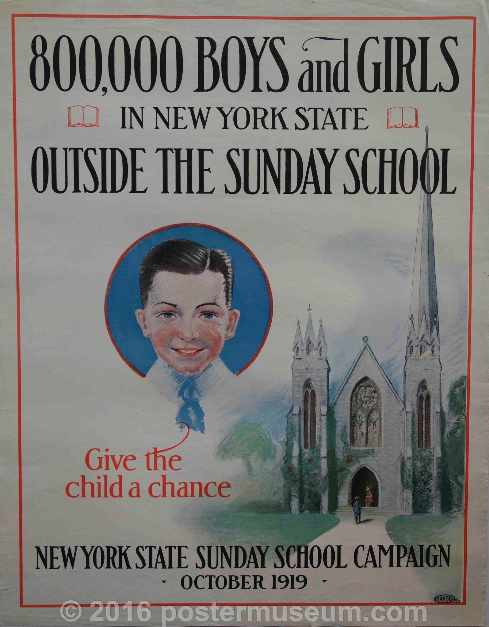 New York State Sunday School Campaign