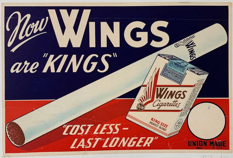 "Now Wings are ""Kings"""