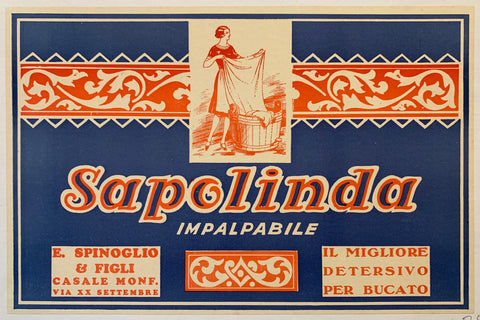 Sapolinda Impalabile Laundry Soap
