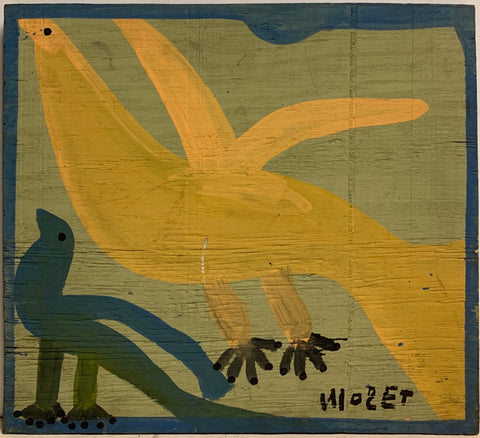 Peco Birds Mose Tolliver Painting