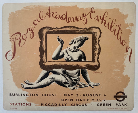 Royal Academy Poster