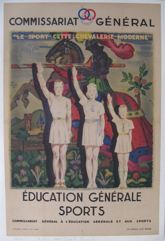 Commissariat General Education Generale Sports
