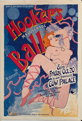 Hookers Masquerade Ball by R. Gotsch