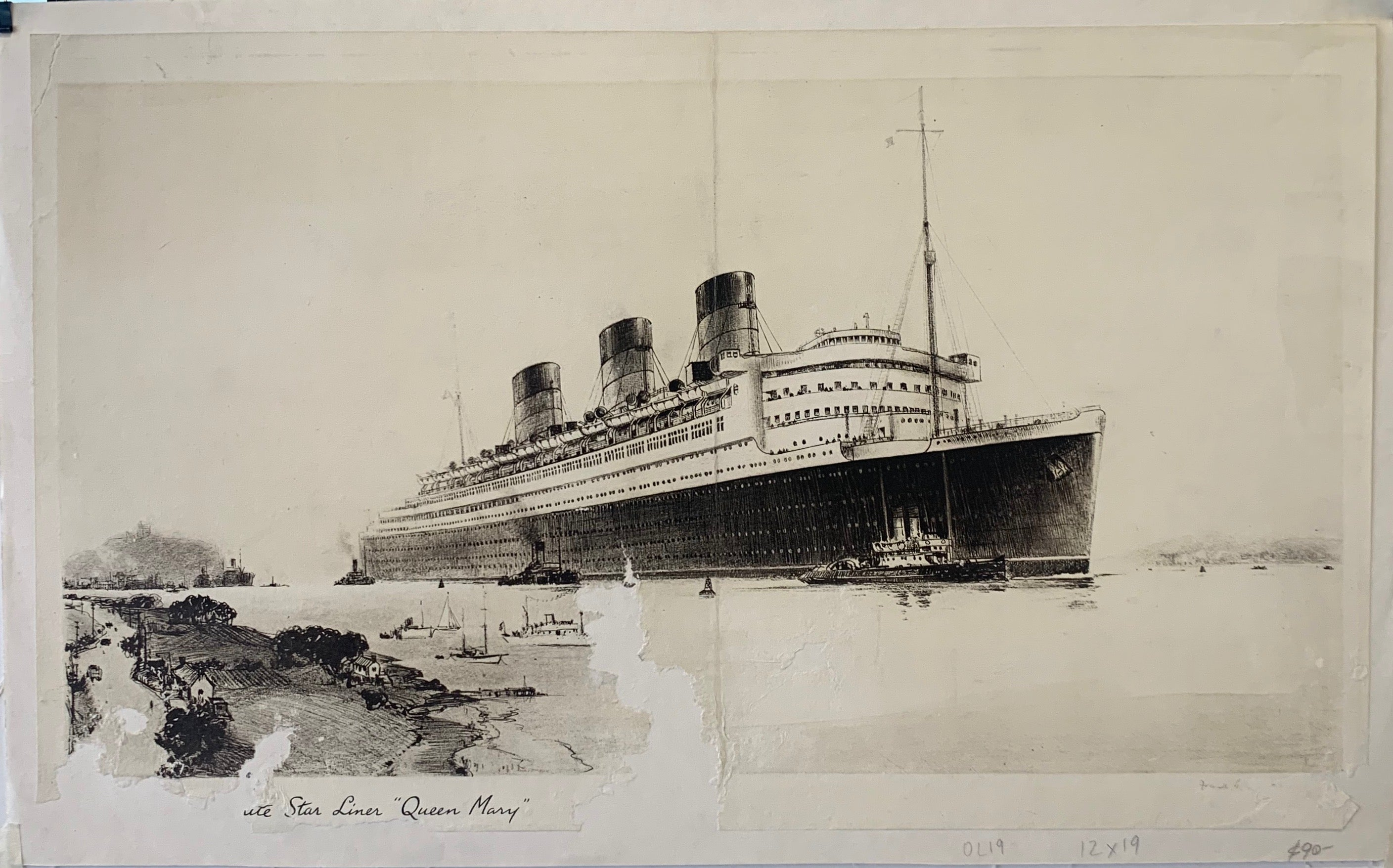 "Star Liner ""Queen Mary"""