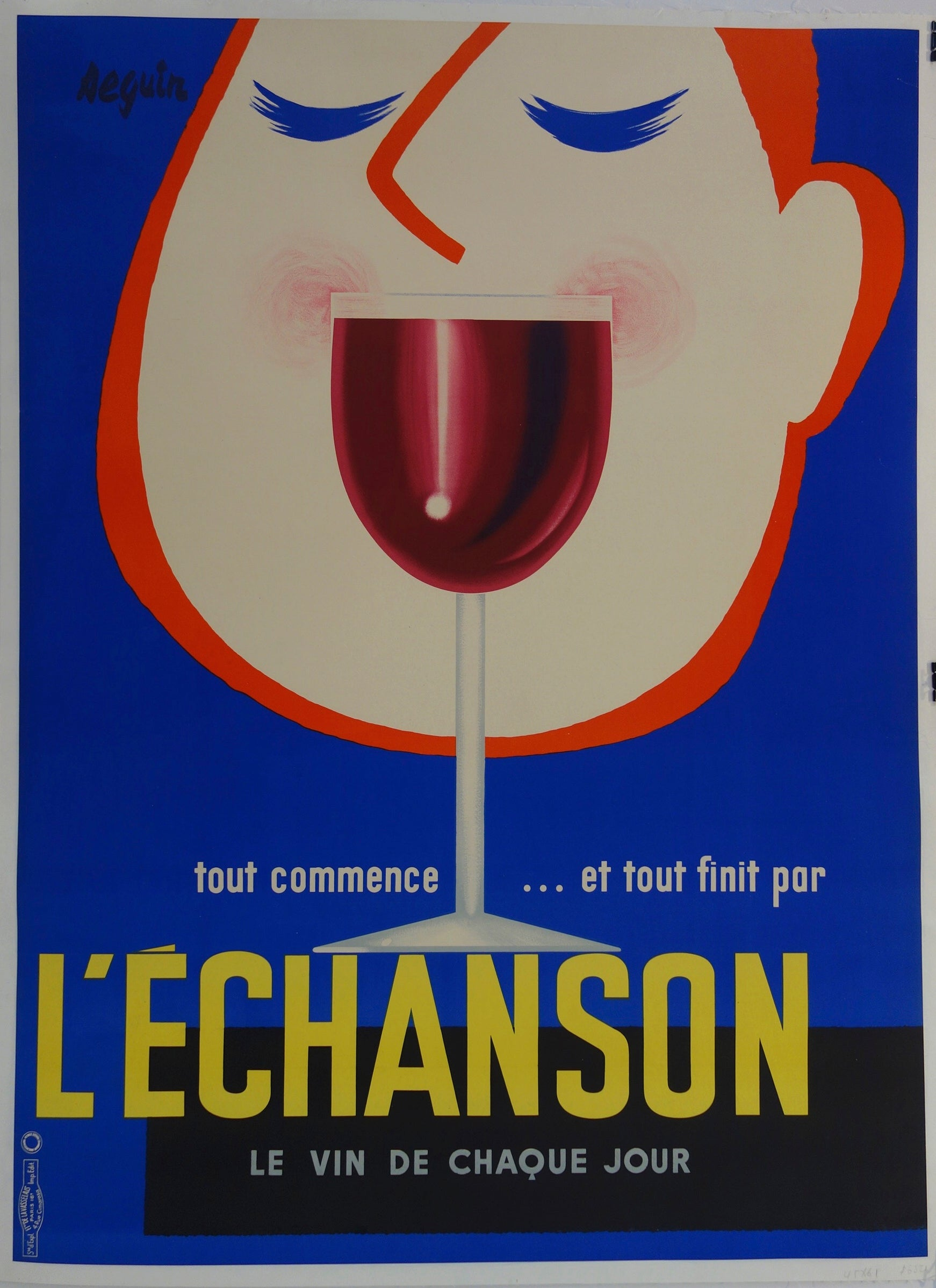 L'Echanson (The Song)
