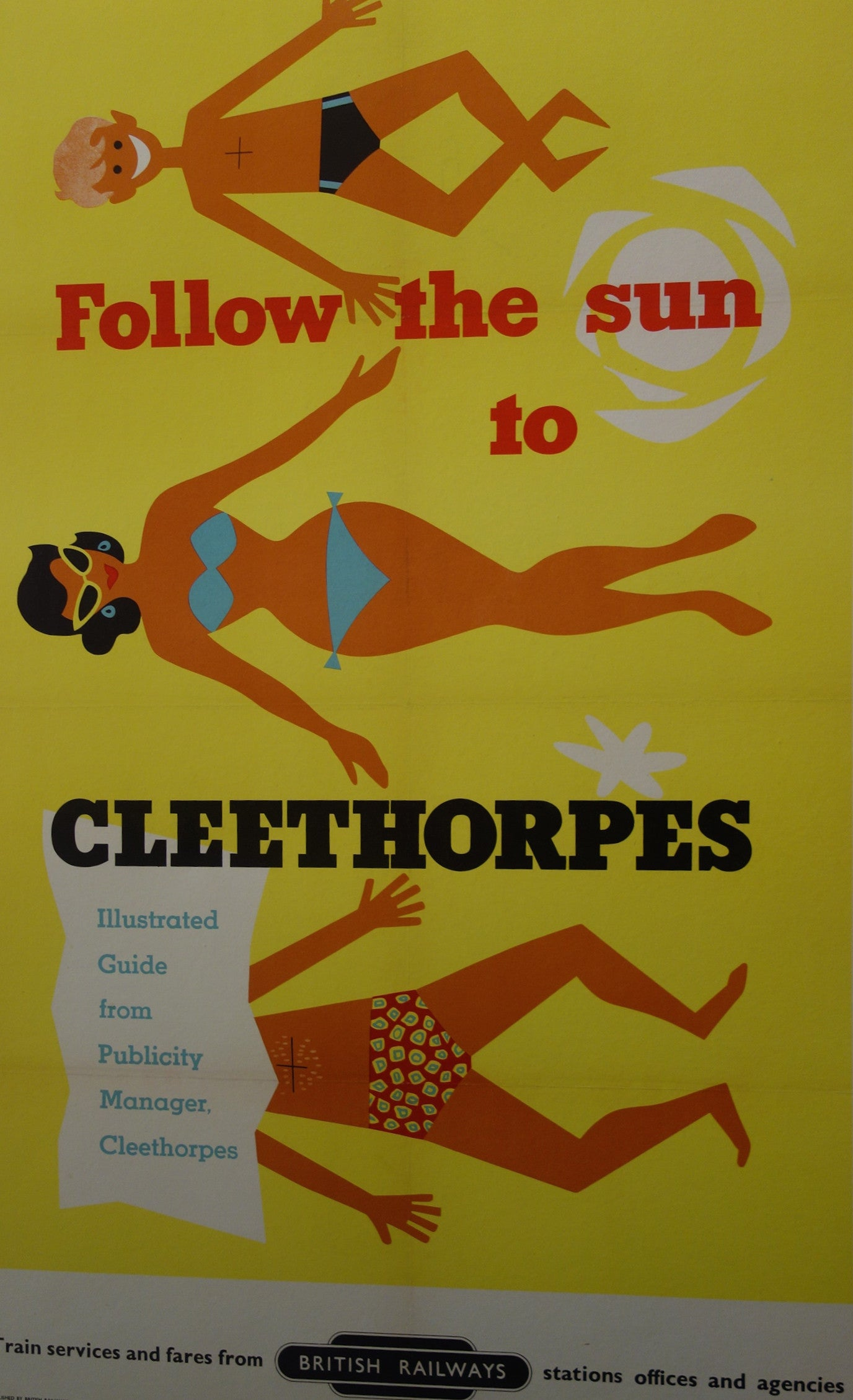 Follow The Sun To Cleethorpes