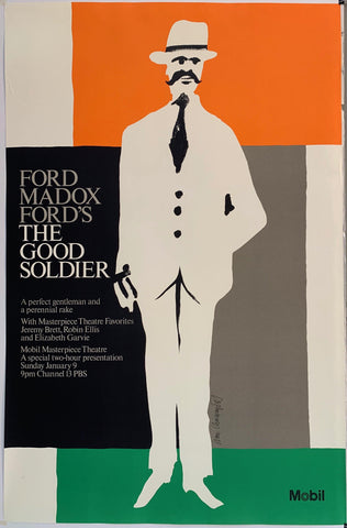 Ford Madox Ford's The Good Soldier