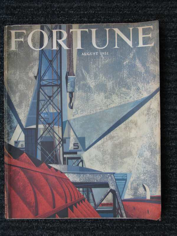Fortune August 1951