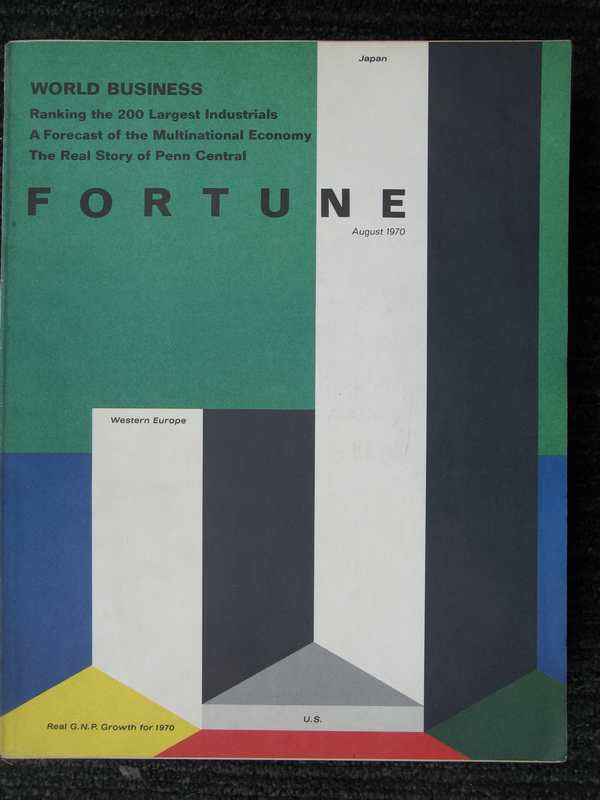 Fortune August 1970