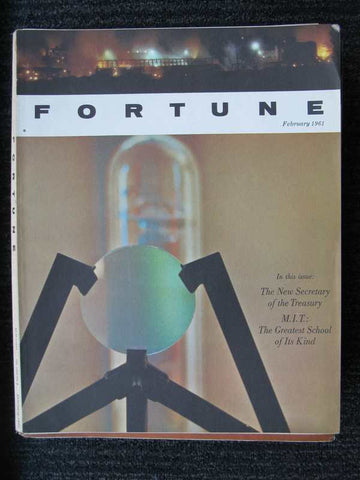 Fortune February 1961