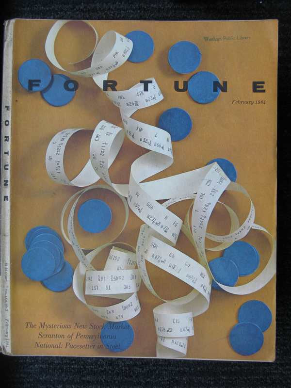 Fortune February 1964