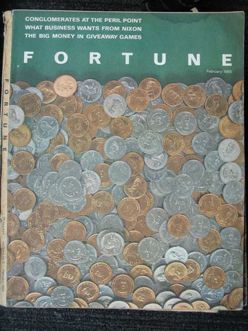 Fortune February 1969