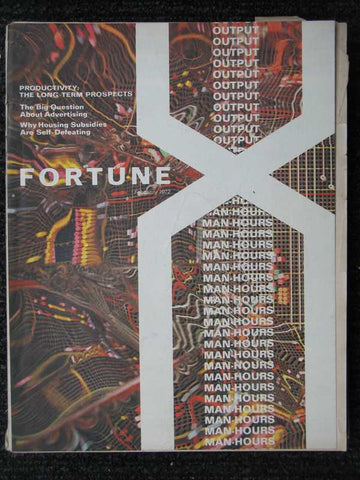 Fortune February 1972