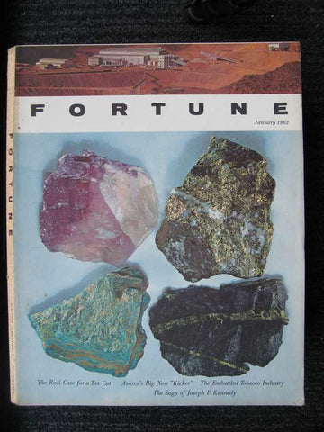 Fortune January 1963