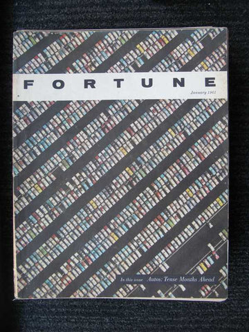 Fortune January 1961