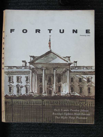 Fortune January 1964