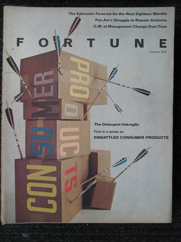 Fortune January 1972