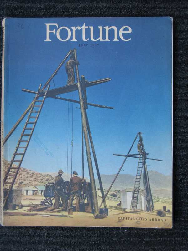 Fortune July 1947
