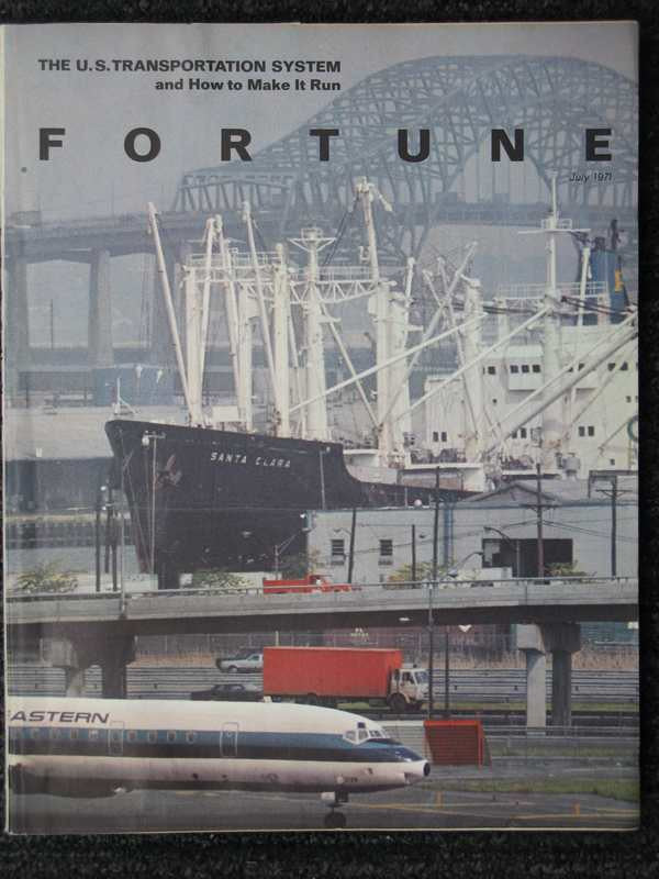 Fortune July 1971