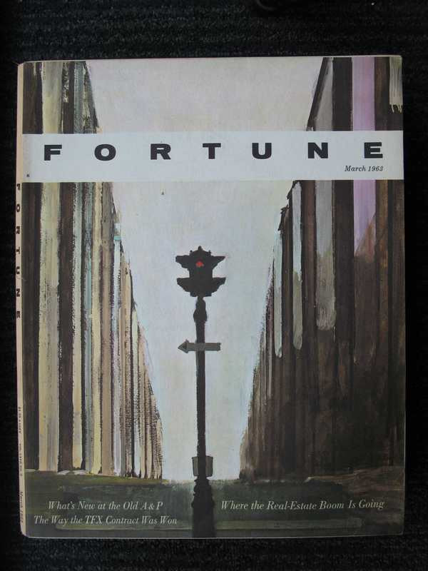 Fortune March 1963