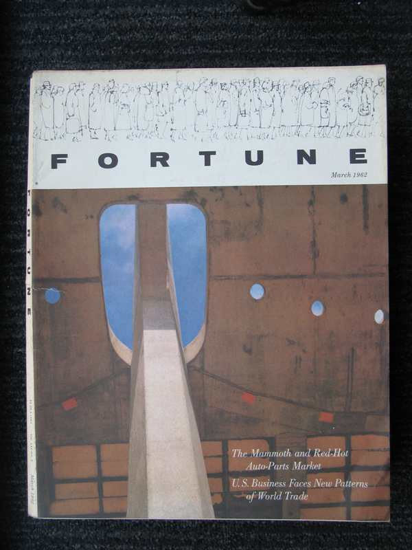 Fortune March 1962