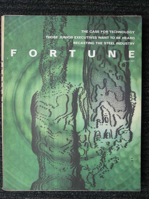Fortune March 1971