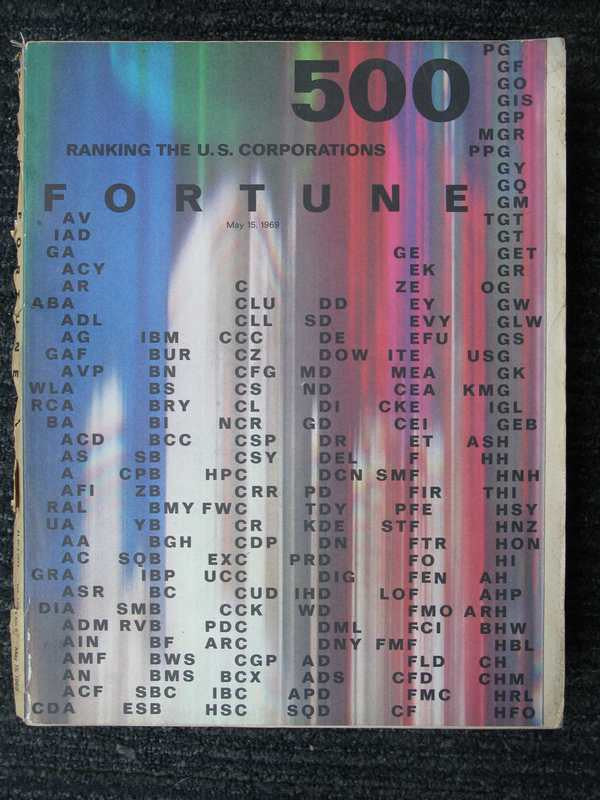 Fortune May 15 1969