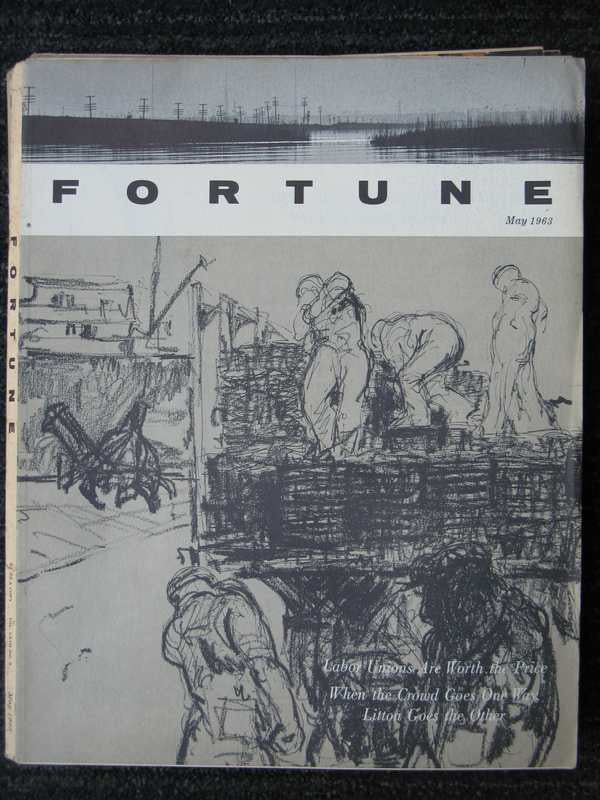 Fortune May 1963