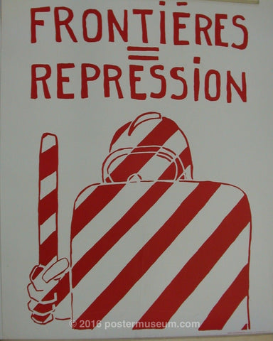 Frontièrs Repression