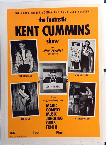 The Fantastic Kent Cummins Show