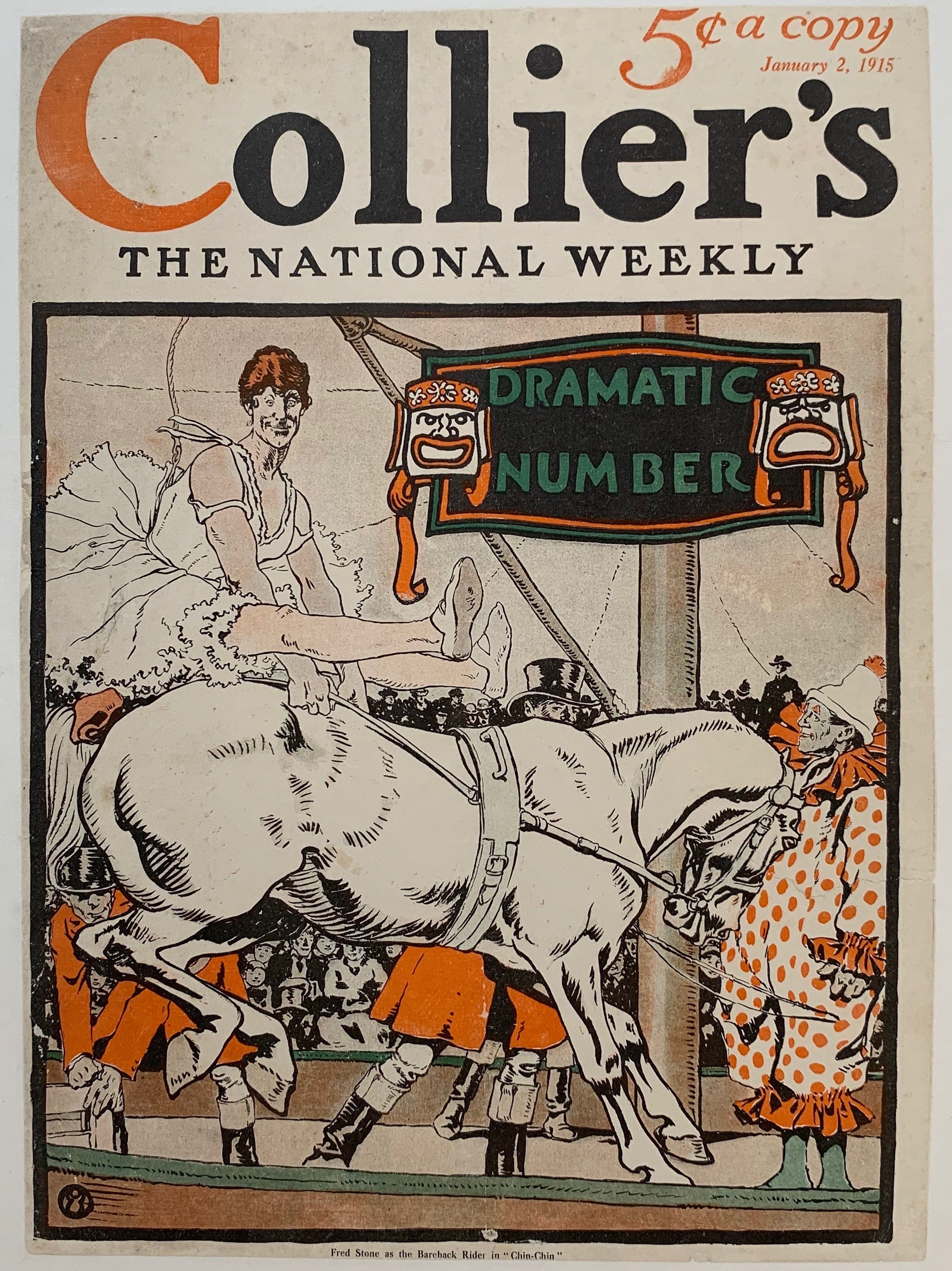 Collier's The National Weekly Print