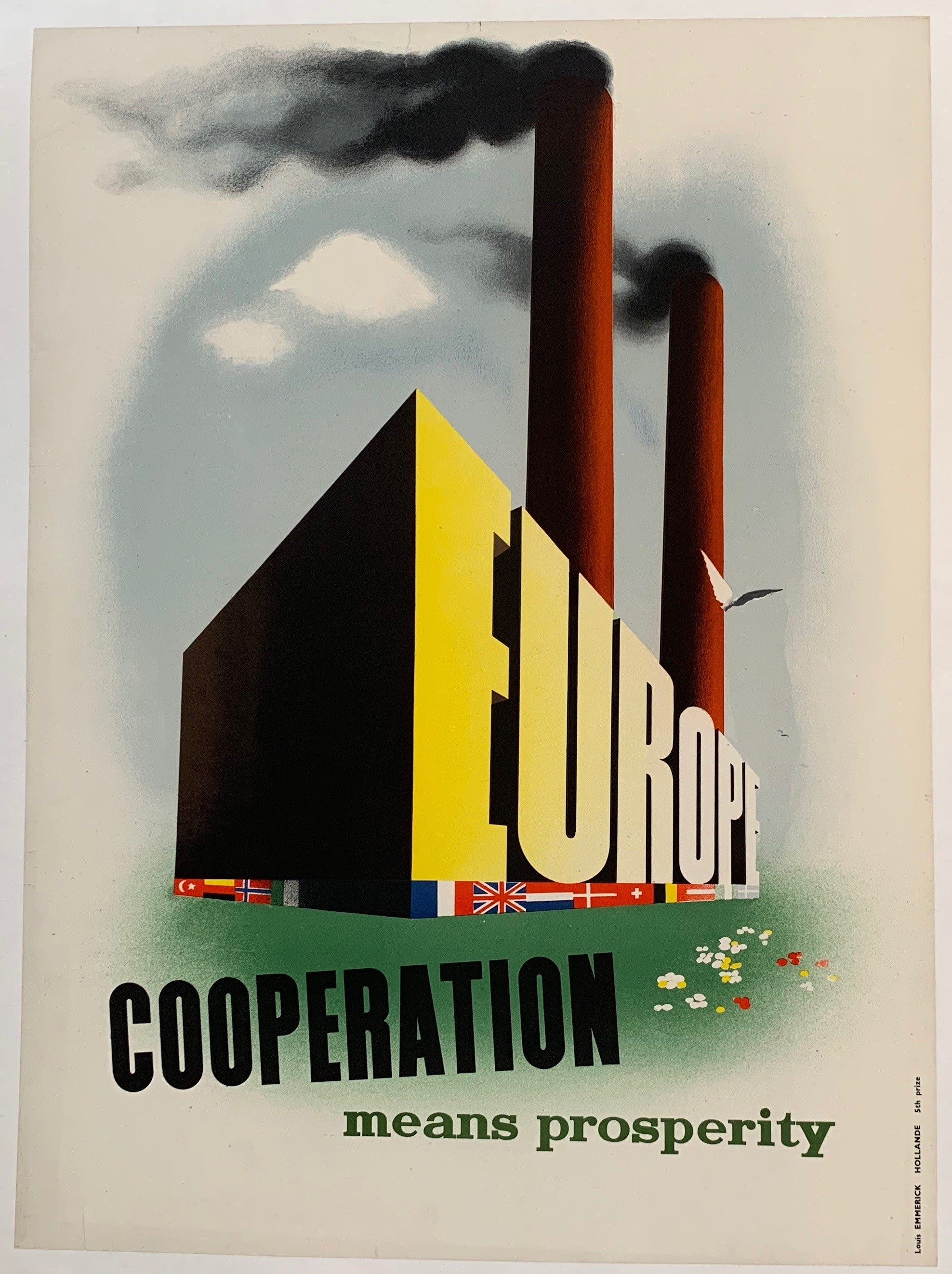 "Europe ""Cooperation means Prosperity"""